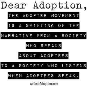 dear adoption